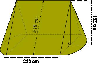 volumen kegel berechnen
